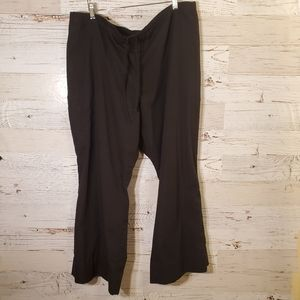 SB black scrub pants